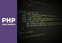PHP-Code-Snippets